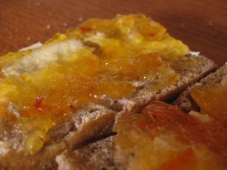 recettes  confiture dorange amère
