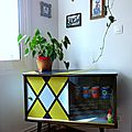 Relooker un <b>meuble</b> bar en formica...
