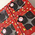 Cupcakes chocolat - fève tonka