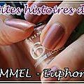 <b>RIMMEL</b> - Euphoria et Azur