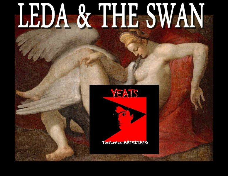 Leda and the Swan Yeats Michelangelo Buonarroti Texte et Traduction Artgitato