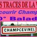 10° <b>BALADE</b> A CHAMPCEVINEL