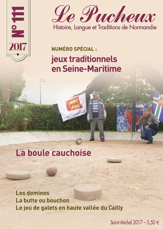 Langue normande du PAYS de CAUX: nouvelle parution de la revue du «Pucheux»