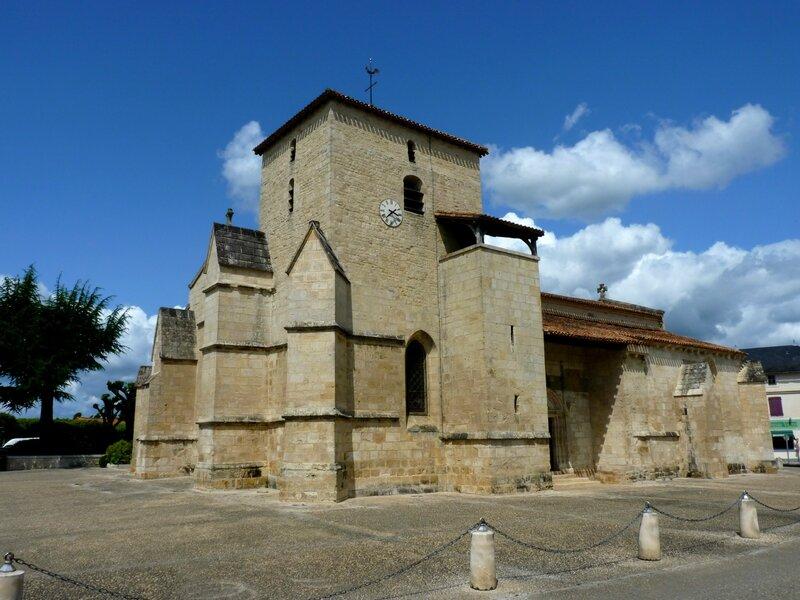 Eglise de la Sainte-Trinité Coulon