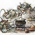 Les korrigans de Pascal Moguerou