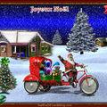 Gifs et cartes de voeux Joyeux Noël 2010