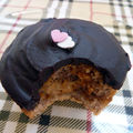 Le Cupcake improbable, <b>sans</b> gluten et <b>sans</b> <b>casine</b> (et bio)