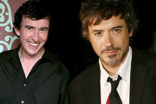 Steve Coogan / Robert Downey J.R.