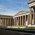 ARCHITECTURE - <b>UK</b> - BRITISH MUSEUM - LONDRES