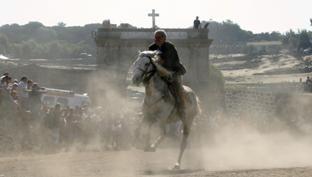 [FS]  La Sardaigne des hommes et des chevaux