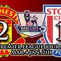 Man Utd 2 - 1 <b>Stoke</b>