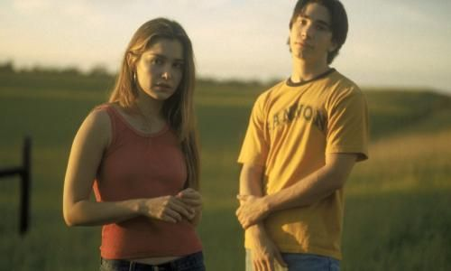 Gina Philips et Justin Long dans Jeepers Creepers