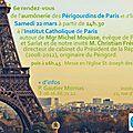 Aumônerie des Périgourdins à Paris