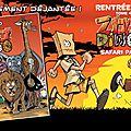 <b>Zoo</b> Dingo, livre <b>Zoo</b>, le tome 4 vient de paraître