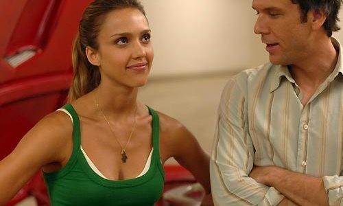 Dane Cook et Jessica Alba