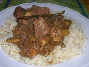 Daube ma fa on vite faite recette par nanou sa for Entree vite faite