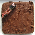 <b>Brownie</b> Mars - noisettes