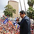 <b>Élections</b> régionales au Venezuela : large victoire du chavisme et… nouvelle défaite de la droite et des médias