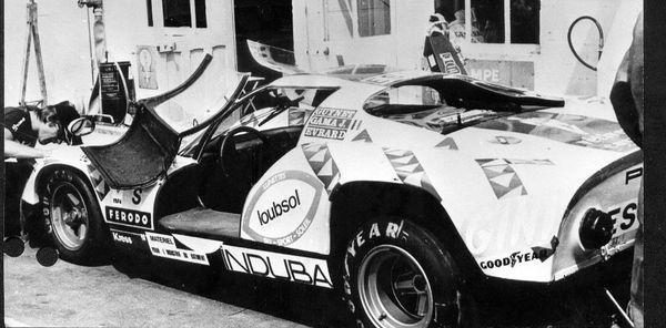 Porsche carrera le mans - Evrard cuynet gama