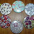 084. Broches romantiques