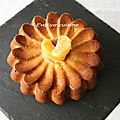GATEAU A L'<b>ORANGE</b>