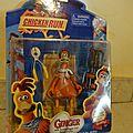 Cu1126 : Figurine Ginger Chicken Run