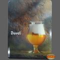 Objet Pub ... <b>Plaque</b> Bière DUVEL