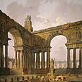 First Monographic Exhibition on Prominent French Artist Hubert Robert Presented by National Gallery of Art, Washington