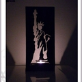 Le Bougeoir Statut de la <b>Liberté</b>