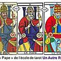 Mais que cache le <b>Pape</b>, se demande Vincent Beckers ...