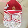 Un kit pour la poupée de Mademoiselle S.