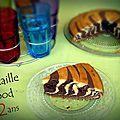 Bataille Food #24 Edition Spéciale 2ans - Zebra Cake
