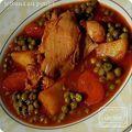 la table Algérienne