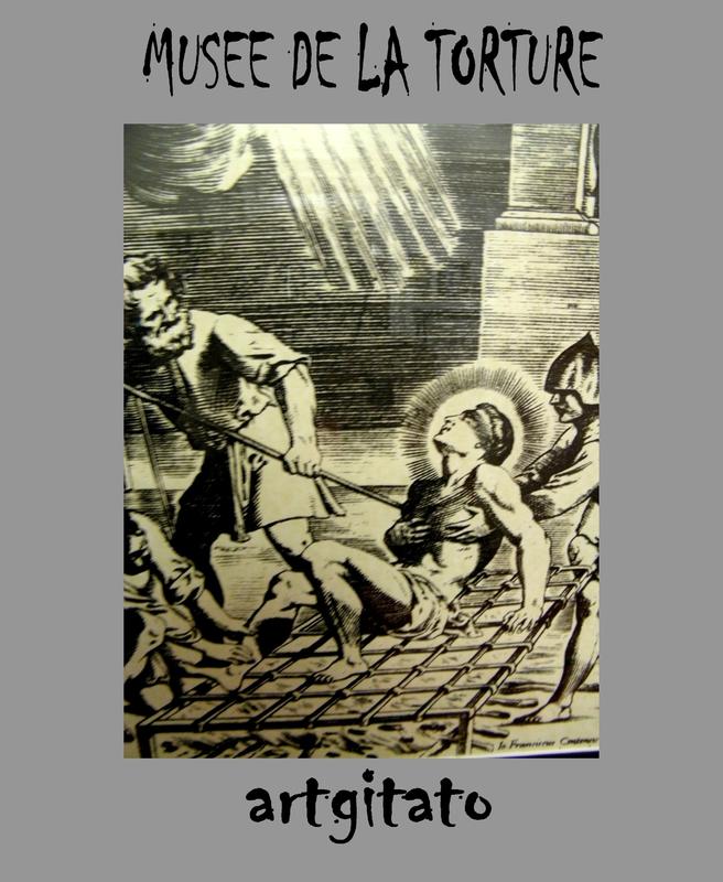 prague-musee-de-la-torture Artgitato 1 Muzeum útrpného práva Museum of Medieval Torture1