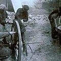 Les artisans d'autrefois (à nos jours)