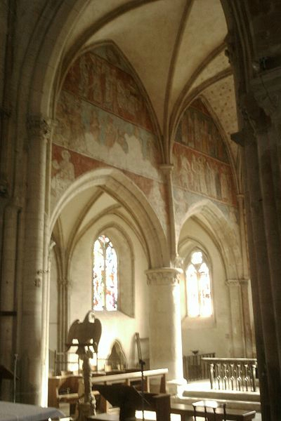 400px-Église_de_Marchésieux_-_Fresque_(10)