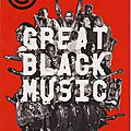 Exposition Great Black Music à la <b>cité</b> des <b>sciences</b>