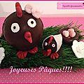 Joyeuses <b>Pâques</b>