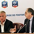 Deschamps/Le Graët : cap sur <b>2016</b>