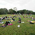La parenthèse yoga vous propose une initiation au yoga gratuite ce dimanche 7 août au parc des Contades à <b>Strasbourg</b>