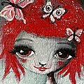 Les toiles d'Az - Peintures acryliques, illustrations, dérivés
