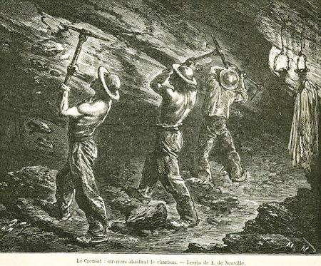 ouvriers_mineurs_le_Creusot