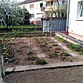 Le jardin chez Lilla