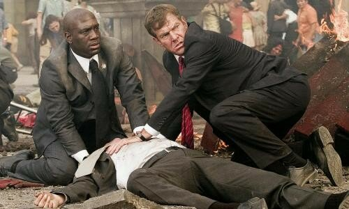 Richard T. Jones & Dennis Quaid