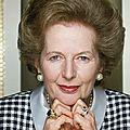 Grande Bretagne: Margaret <b>Thatcher</b> est décédée