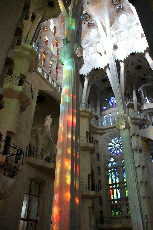 8-Barcelone, Basilica Sagrada Familia_6778