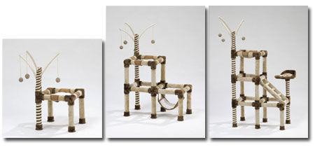 Catrix - Construire un arbre a chat ...