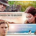 Nouveau <b>poster</b> pour Summer In February