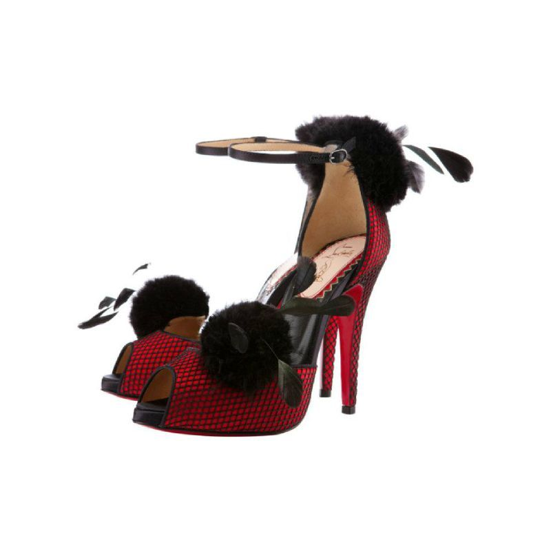 shoes plumes nice
