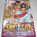 L'éveil d'Hadès [Saint Seiya, The Lost Canvas - <b>Tome</b> 2]